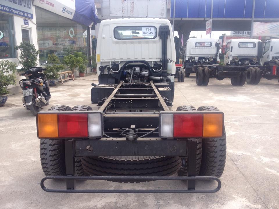 Hyundai HD800 tải trọng 8 tấn.Hotline: 0936 678 689
