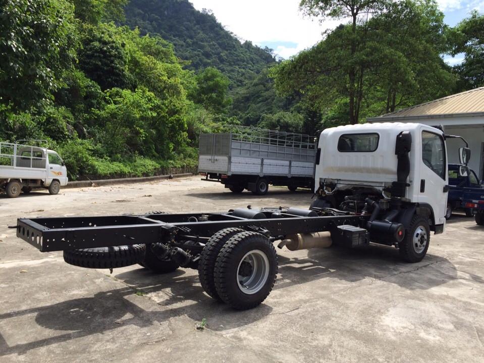 Bán xe Faw 6,95 tấn / 2016 / máy khỏe / thùng dài 5,1M / cabin đẹp
