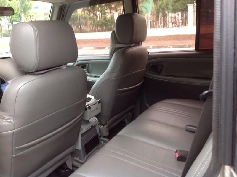 Cần bán xe Suzuki Vitara JLX sản xuất 2005, nhập khẩu nguyên chiếc