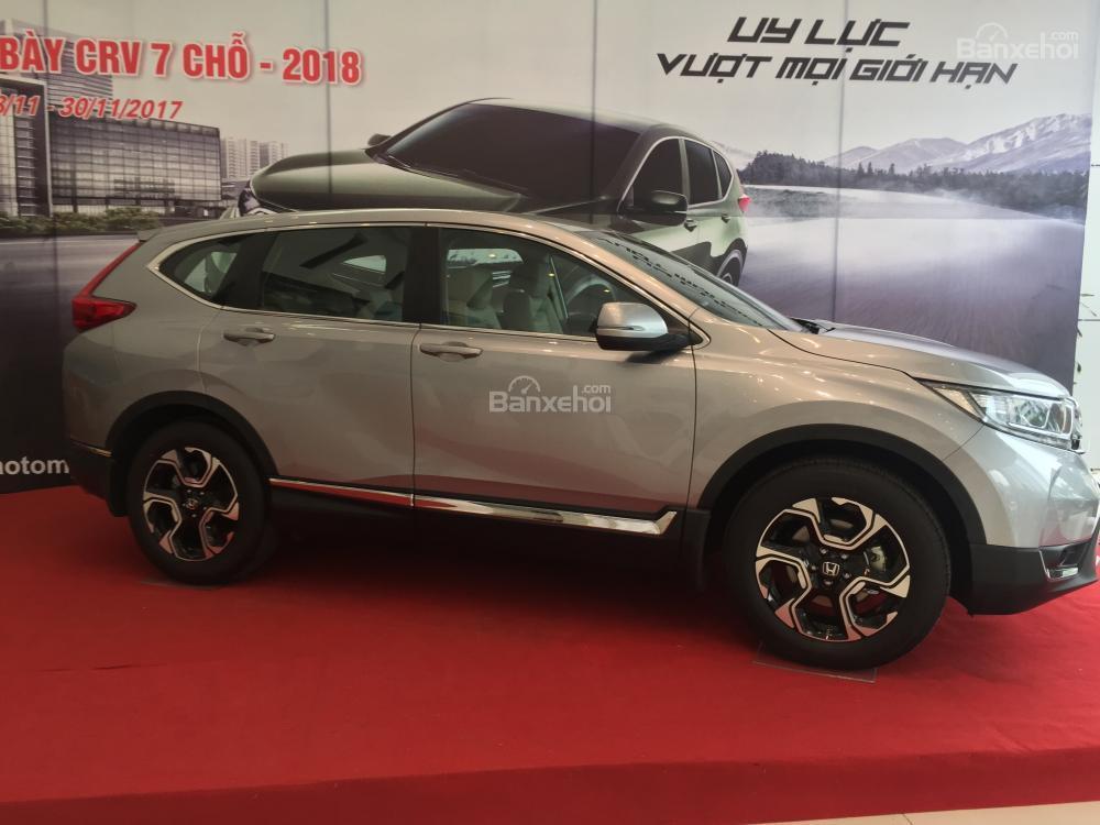 Hot! Honda CR-V 2019 nhập Thái nguyên chiếc, đủ màu - LH 0903.273.696