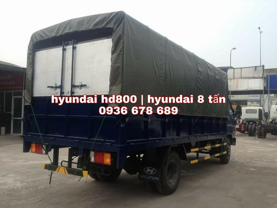 Xe tải Hyundai HD800 giá rẻ nhất toàn quốc, Hyundai 8 tấn. L/h 0936 678 689