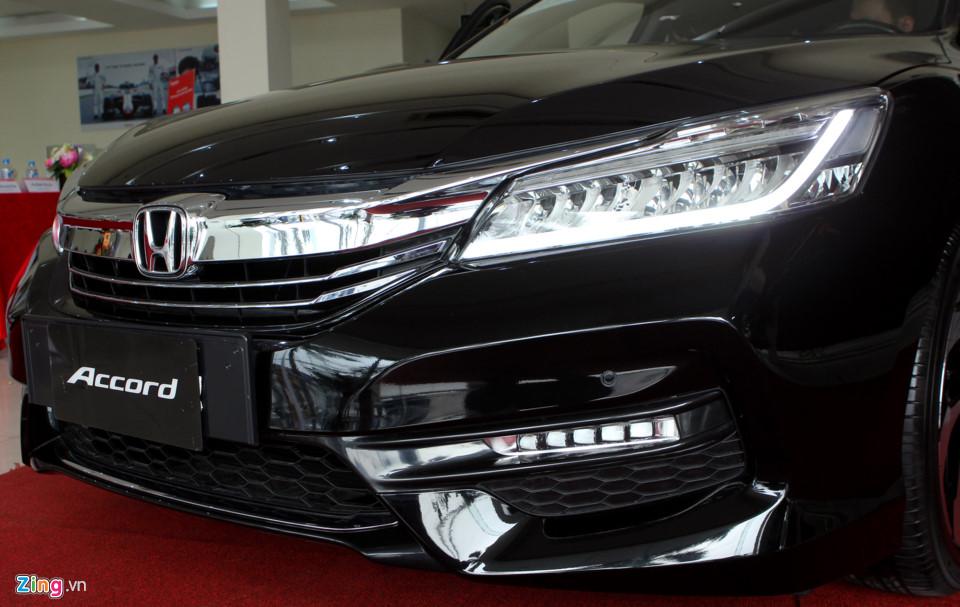 Honda Giải Phóng- bán Honda Accord 2019 nhập khẩu nguyên chiếc, màu đen, giá cạnh tranh LH 0903.273.696