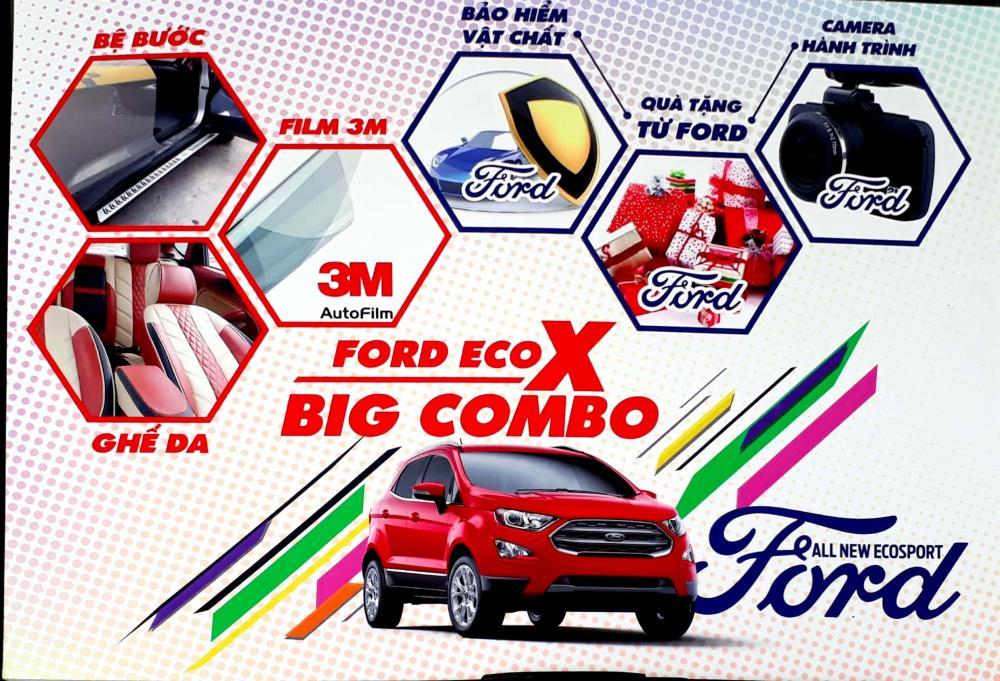 Ford EcoSport Ambiente 1.5 AT 2018, liên hệ nhận khuyến mãi tốt nhất, xe đủ màu giao ngay