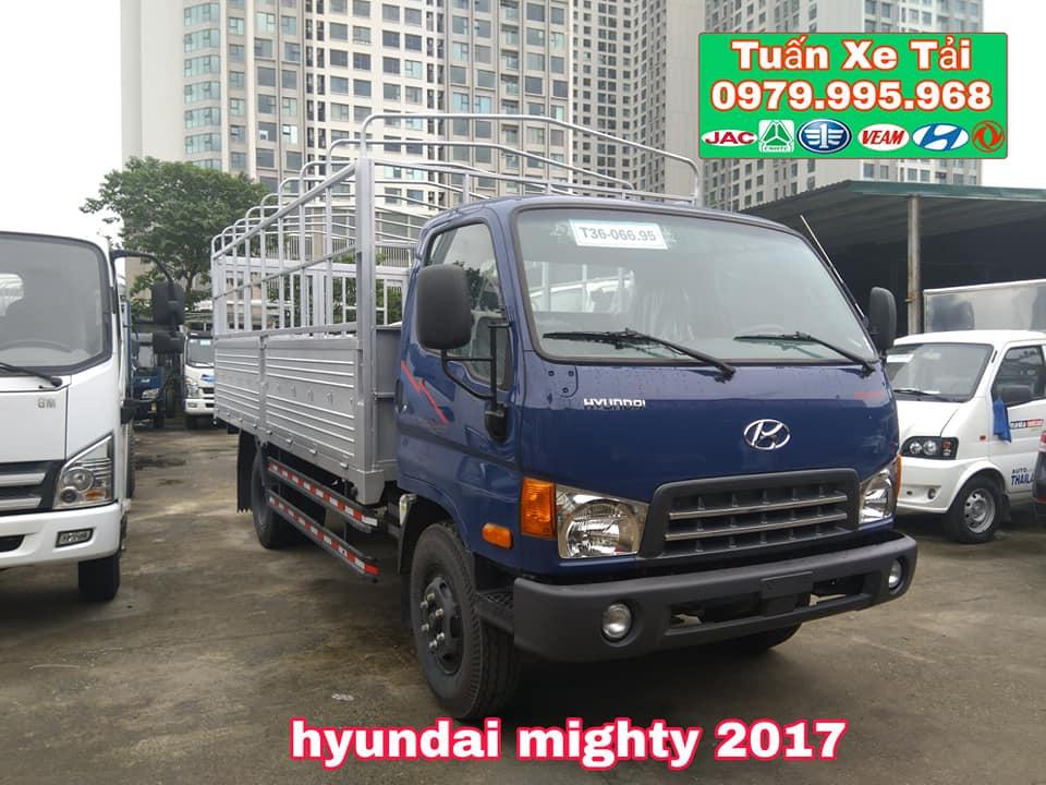 Bán xe Hyundai Mighty 2017 8 tấn