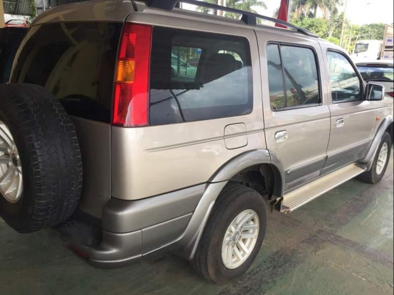 Bán ô tô Ford Everest sản xuất năm 2005, khung sườn gầm bệ chắc chắn