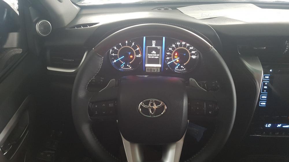Bán Toyota Fortuner G 2019, tặng phụ kiện