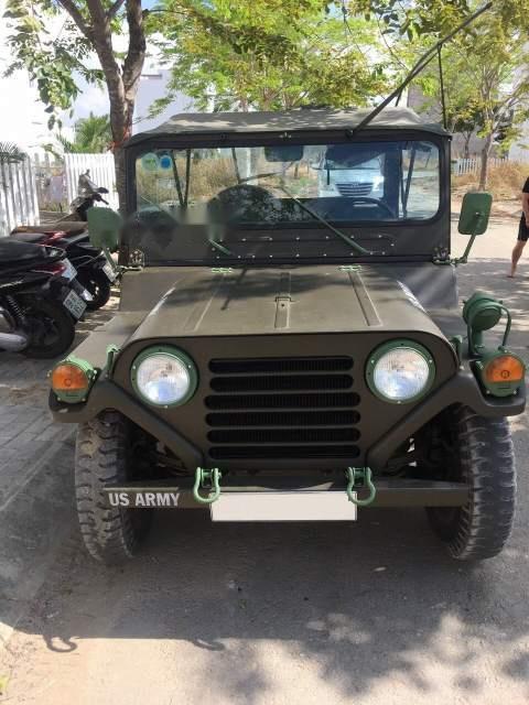 Cần bán gấp Jeep A2 đời 1990, nhập khẩu nguyên chiếc