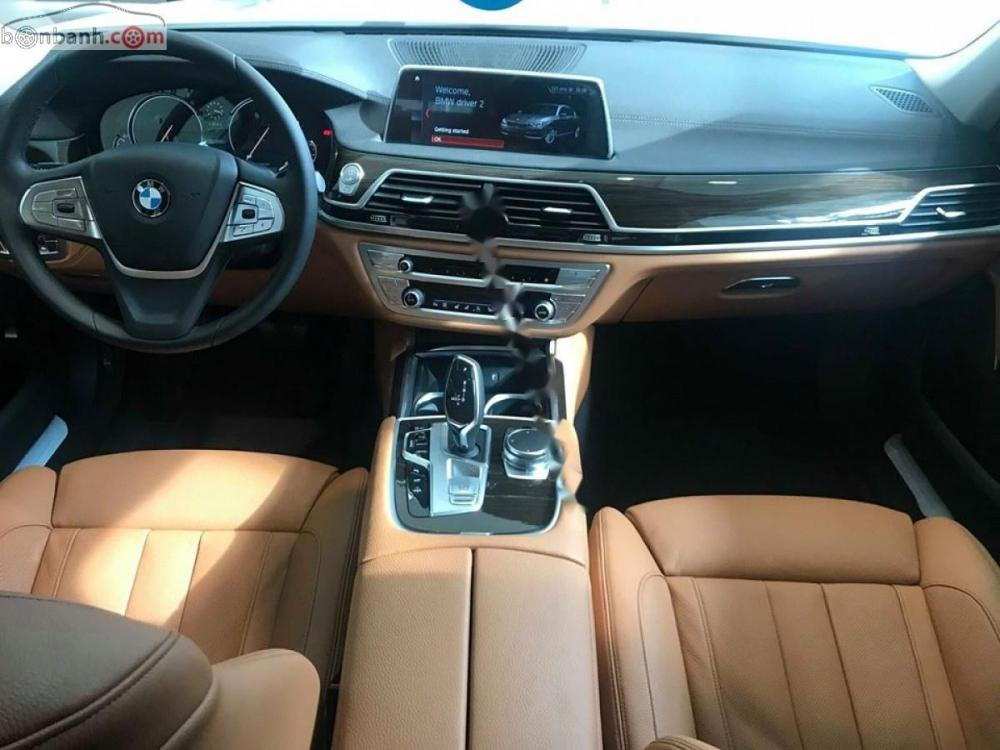 Bán xe BMW 730Li đời 2018, màu trắng, nhập khẩu