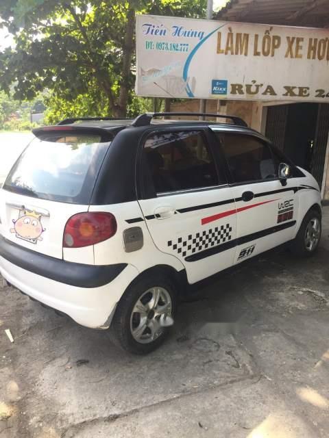 Bán xe Daewoo Matiz SE đời 2005 giá cạnh tranh