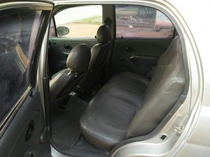 Bán xe Daewoo Matiz sản xuất 2003, màu bạc