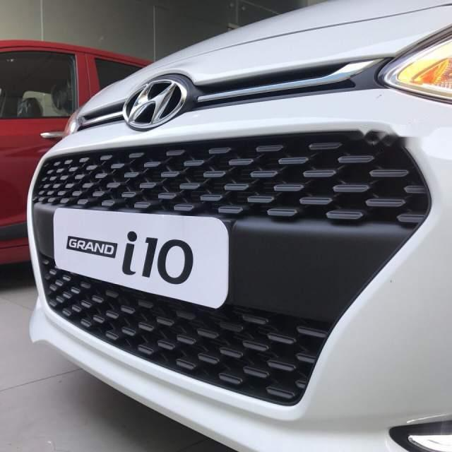 Hyundai Grand i10 2019 xe đủ màu - giao ngay, hỗ trợ miễn phí đăng ký Grab, taxi, giá bao tốt nhất thị trường