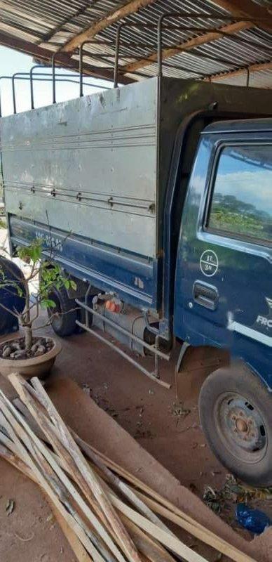 Bán xe tải Kia K2700 đời 2003, màu xanh lam, nhập khẩu