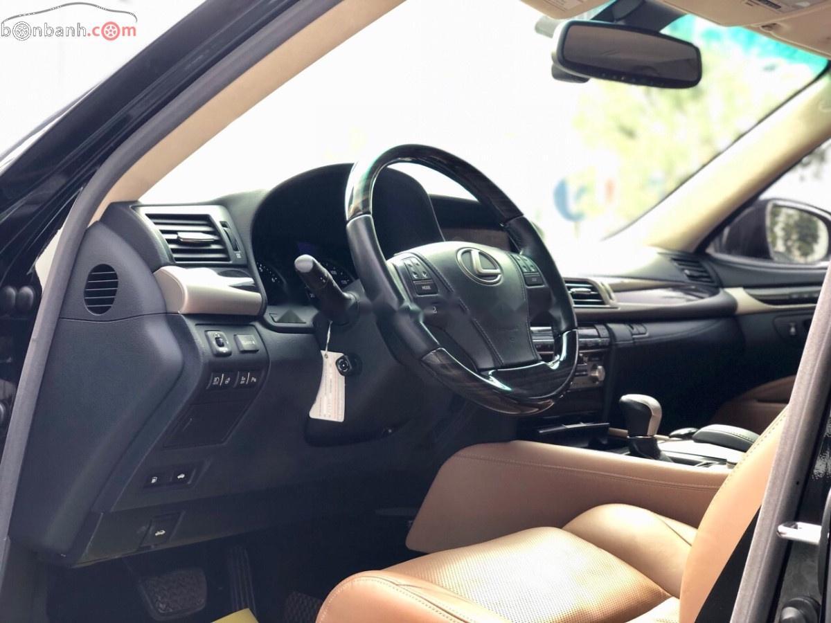 Bán xe Lexus LS460L, đời 2013, đăng ký 2016, nhập khẩu Mỹ