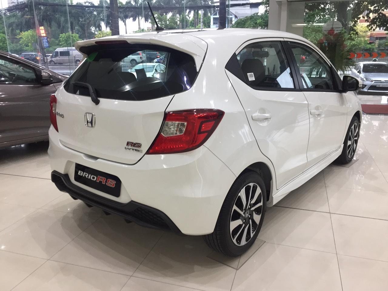 Honda Giải Phóng - Honda Brio 2021 mới 100%, nhập khẩu nguyên chiếc - Đủ màu, giao ngay, LH 0903.273.696