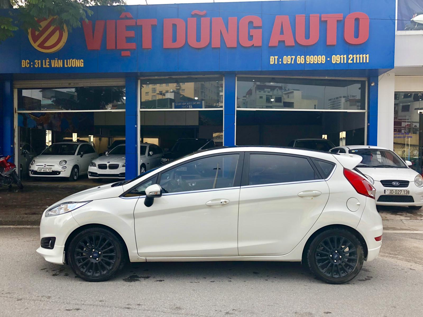 Bán Ford Fiesa S Ecoboost 1.0 AT sản xuất 2015