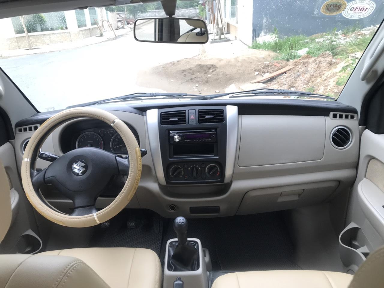 Cần bán gấp Suzuki APV GL đời 2011, màu kem (be)