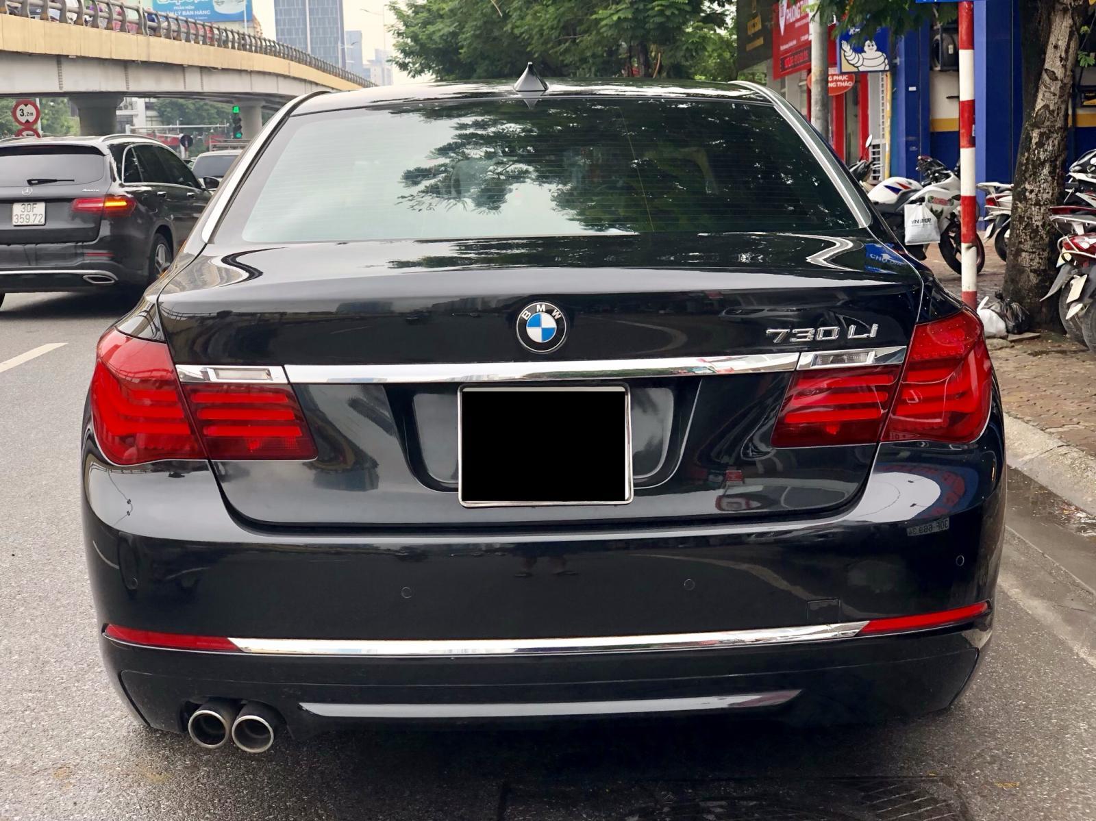 BMW 730Li sản xuất 2013 tư nhân chính chủ