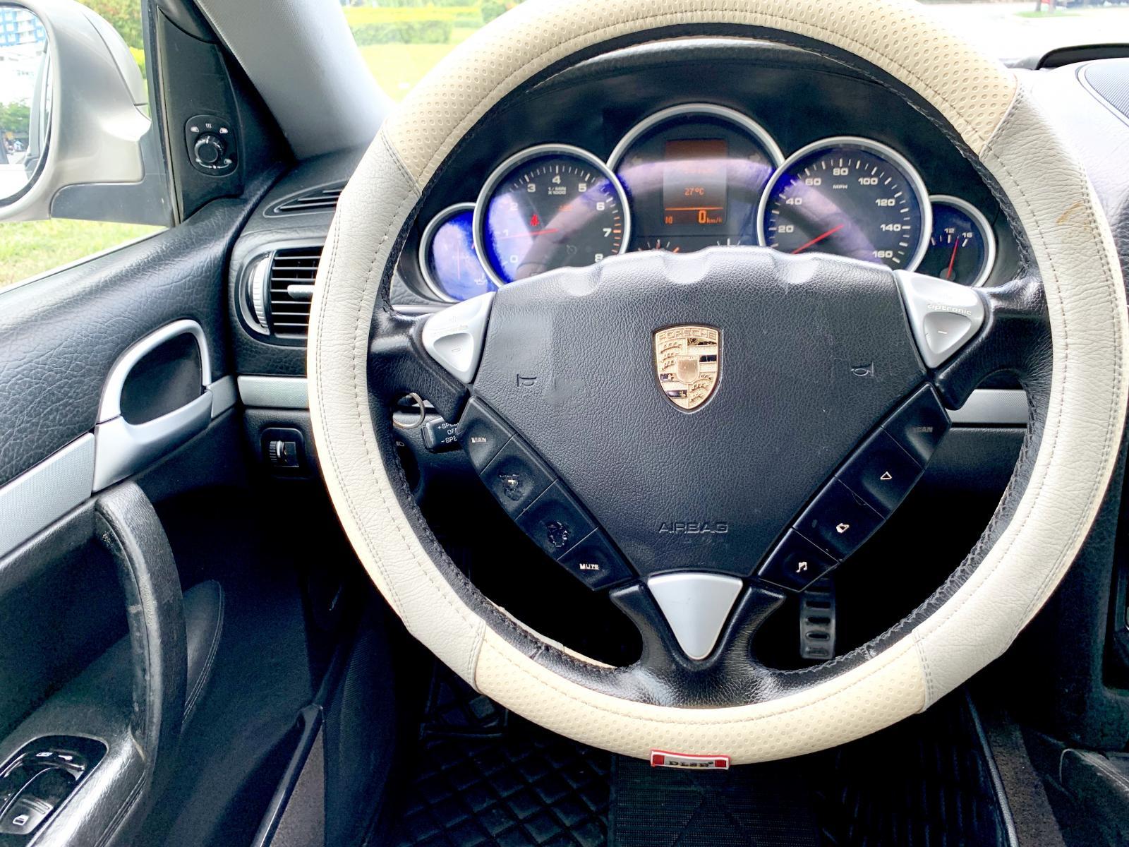 Bán Porsche Cayenne nhập mới 2007, hàng hiếm, có bánh sơ cua treo, full đồ chơi cao