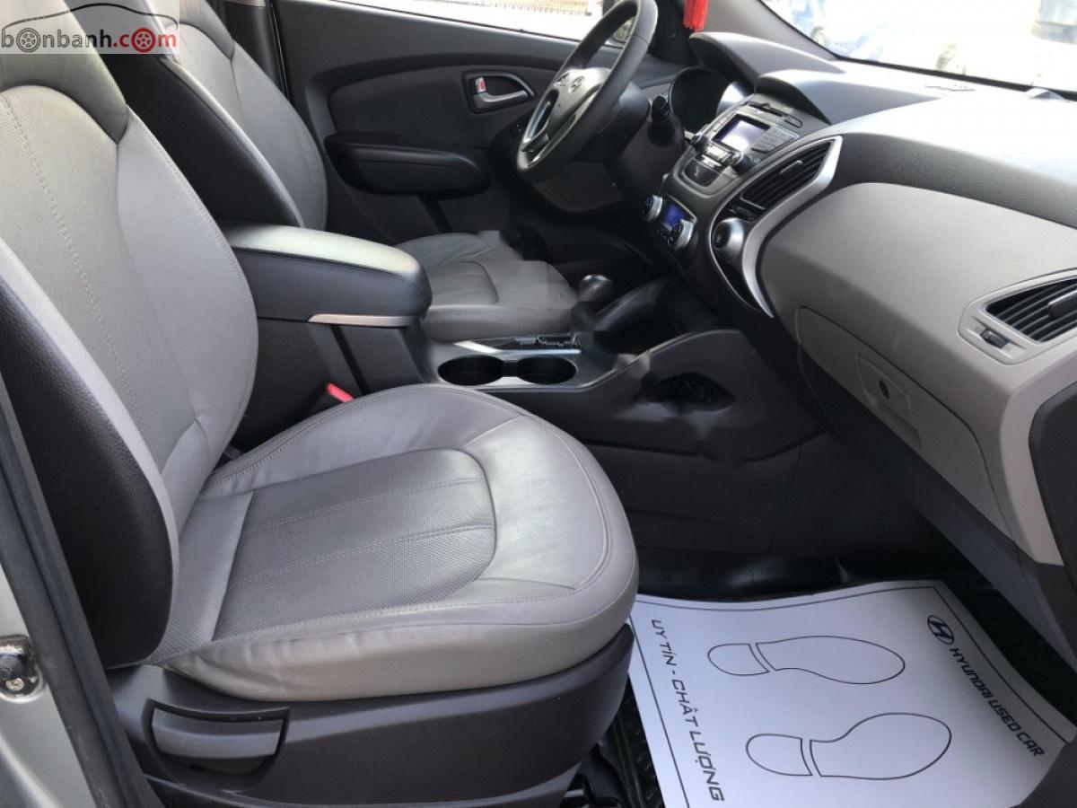 Cần bán Hyundai Tucson năm sản xuất 2011, nhập khẩu nguyên chiếc chính hãng