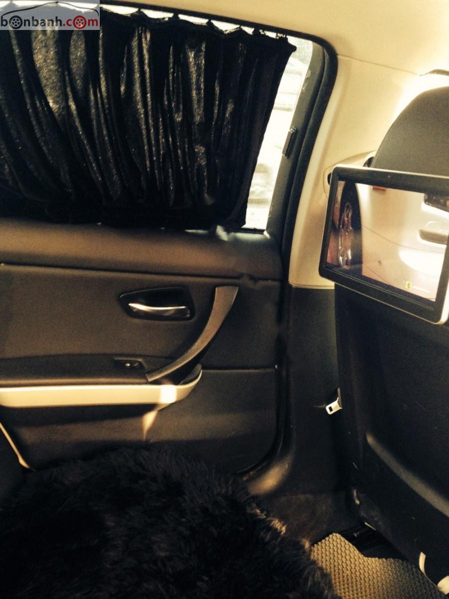Cần bán BMW 3 Series sản xuất năm 2010, màu trắng, nhập khẩu nguyên chiếc chính hãng