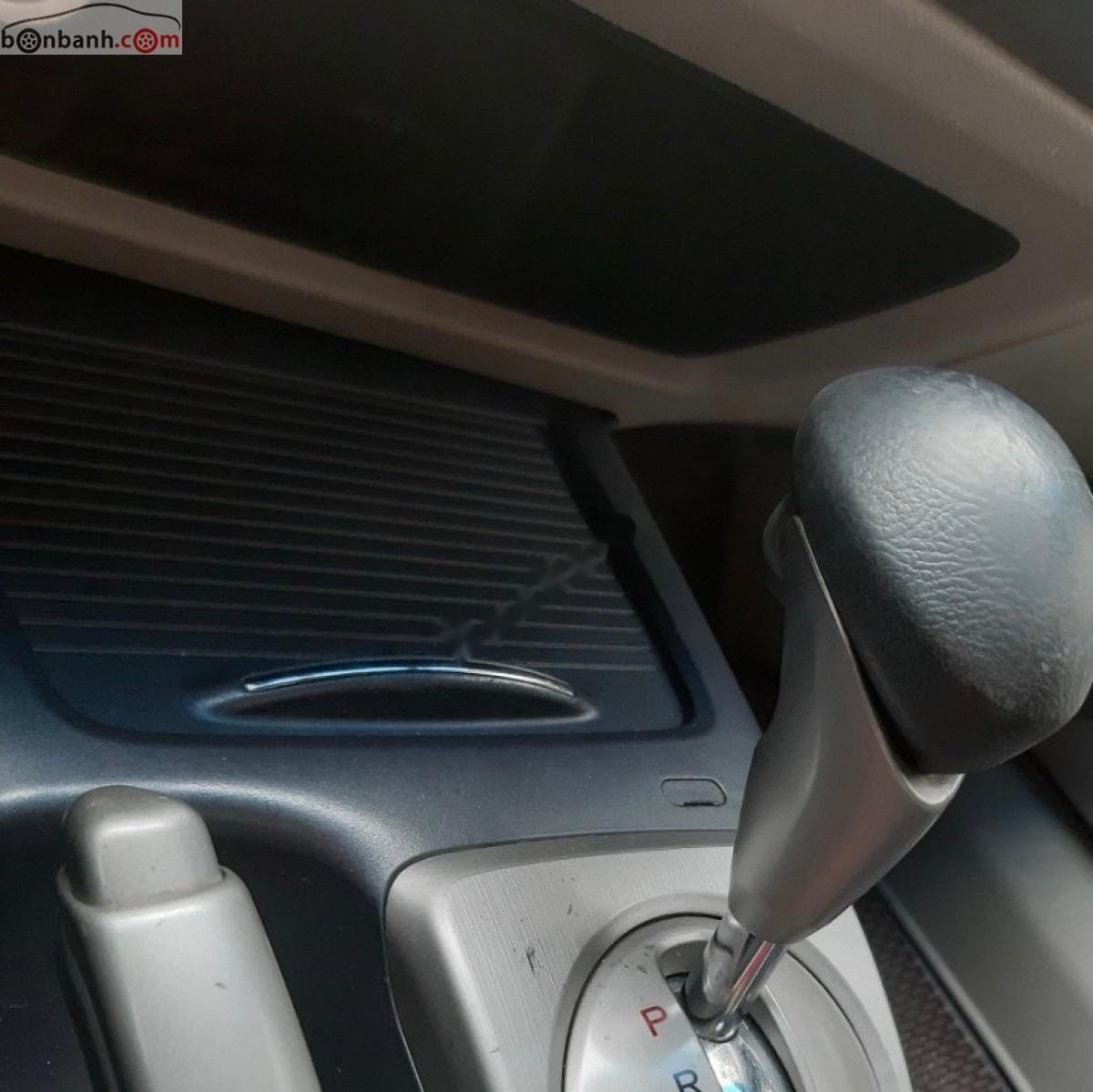 Bán Honda Civic 1.8 AT sản xuất 2008, màu đen, giá cạnh tranh