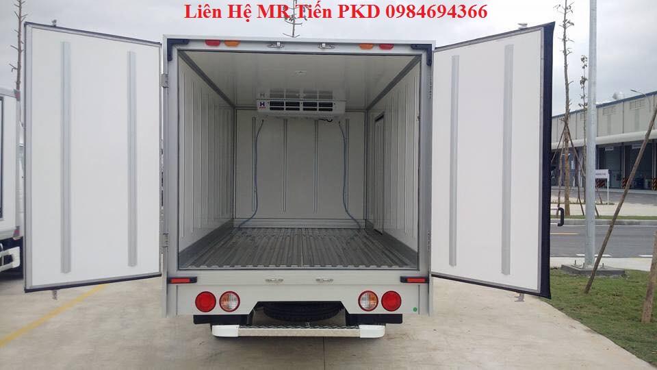 Xe tải Kia K200 tải 1,9 tấn giá tốt, đóng các loại thùng, hỗ trợ trả góp từ 120tr