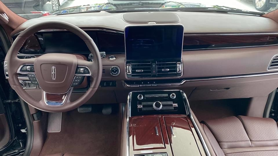 Bán Lincoln Navigotor L Black Label 2021, xe giao ngay. Giá siêu tốt