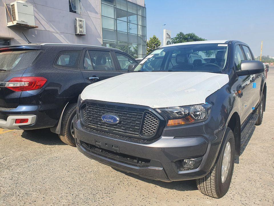 Bán Xe Ford Ranger Wildtrack 2021 mới