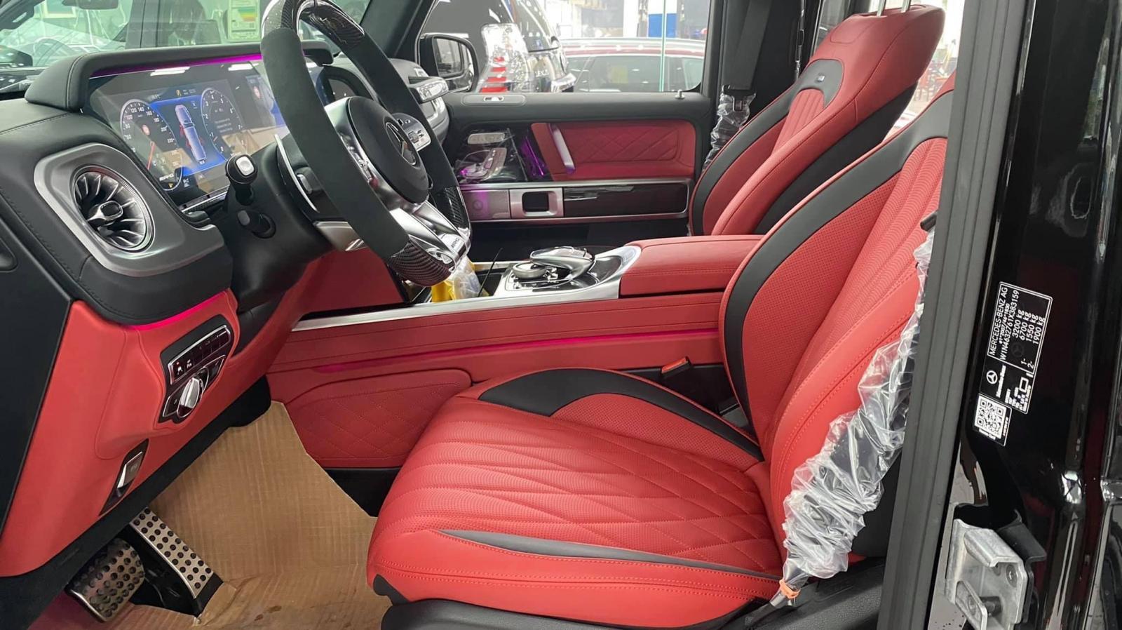 Bán Mercedes G63 AMG 2021, bản cao cấp nhất. Xe giao ngay