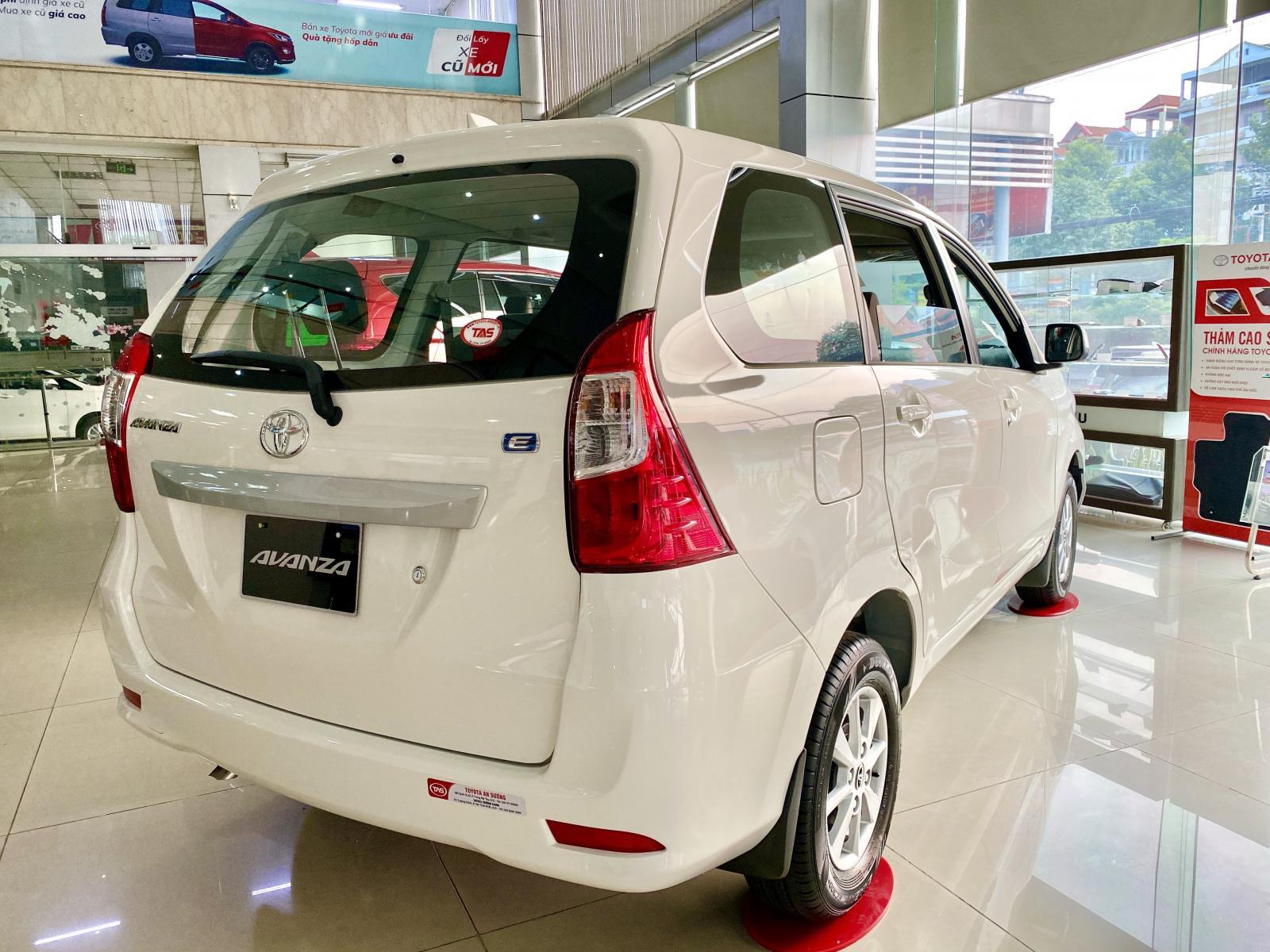 Toyota Avanza 2021 mới tại Toyota An Sương