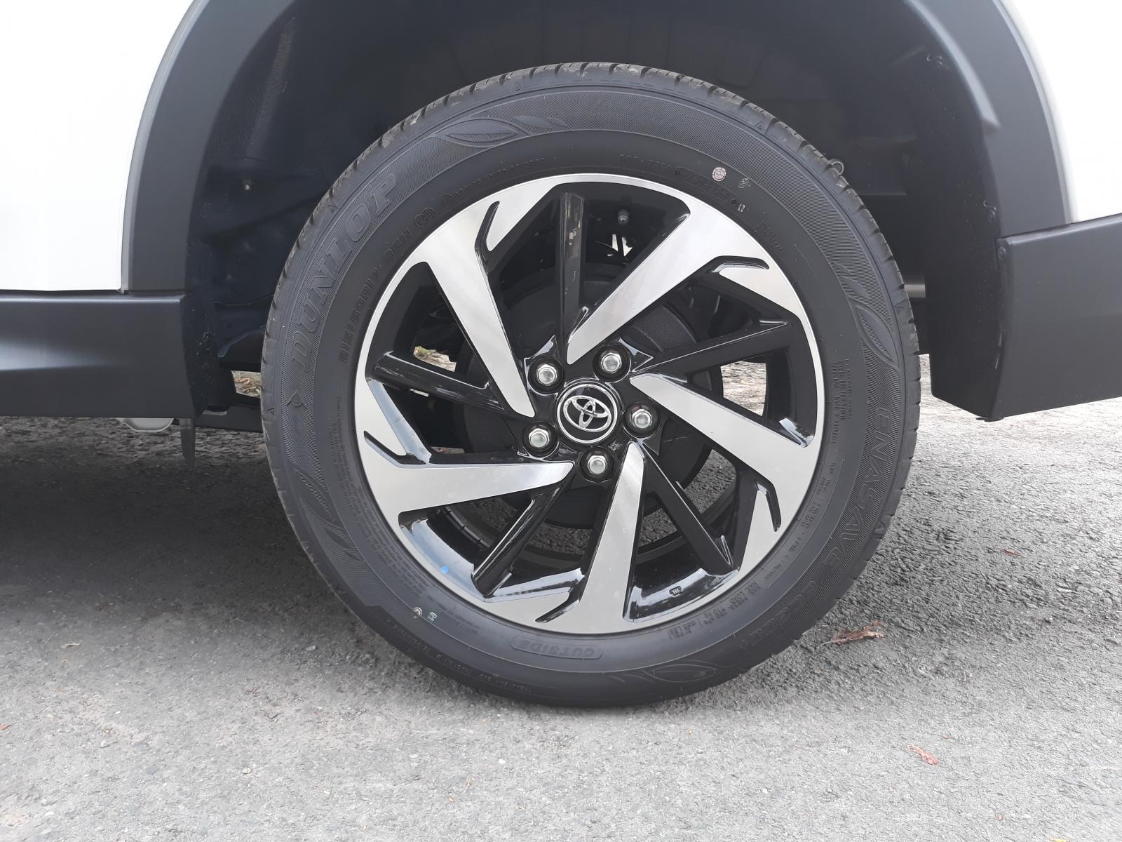 Toyota RUSH 2021 mới tại Toyota An Sương