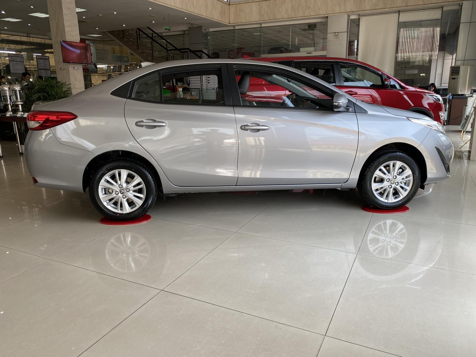 Vios 2021 mới tại Toyota An Sương