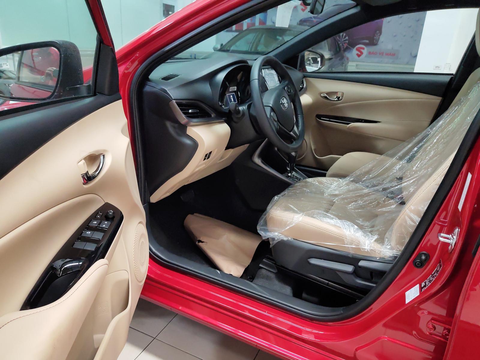 Toyota Yaris 2021 mới tại Toyota An Sương