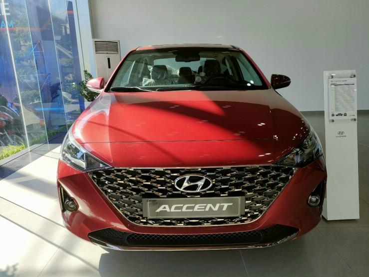 [0934718321 Mr. Lâm] Accent Facelift mới 2021 tự động+ Hỗ trợ ngân hàng đến 90%+ Trả trước 140Tr