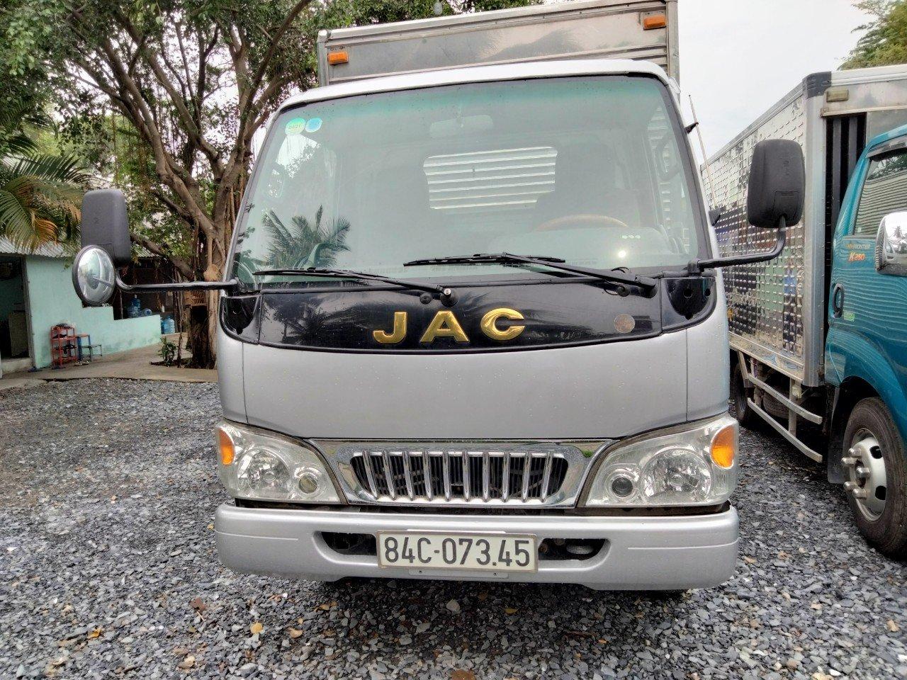 Công ty vận tải Trường Đại Phát cần bán JAC 2,4t
