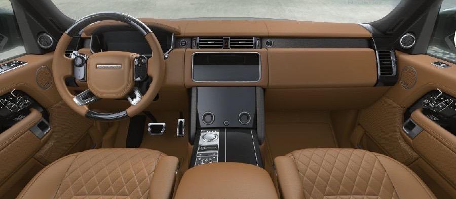 Bán Range Rover SV Autobiography L, sản xuất 2021 màu xanh, xe có sẵn giao ngay