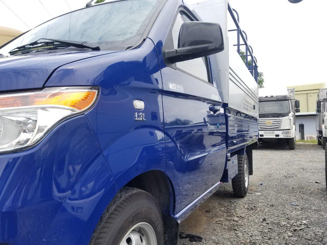 Định giá xe tải Kenbo thùng mui bạt, hỗ trợ trả góp đến 80% nhận xe ngay