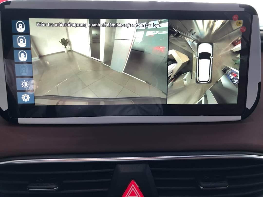 Giá xe Santafe 2.5 xăng cao cấp 2021+ Ưu đãi giảm giá hơn 50 Triệu+ Giao xe toàn quốc.
