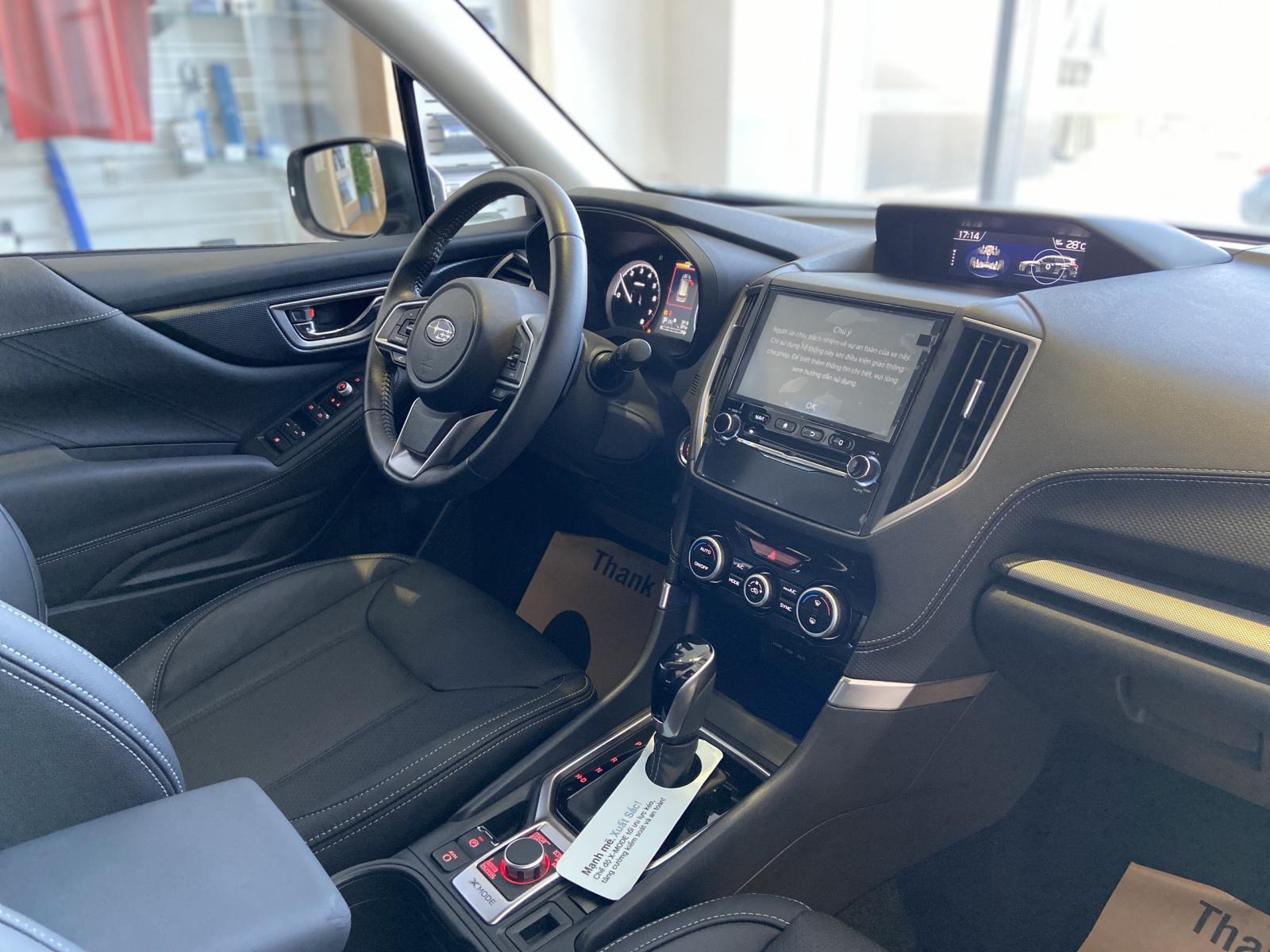 Bán Subaru Forester 2.0i-S EyeSight - Chỉ 269Tr nhận xe ngay - Giao xe tại nhà - Hỗ trợ lái thử, giá tốt nhất Miền Trung