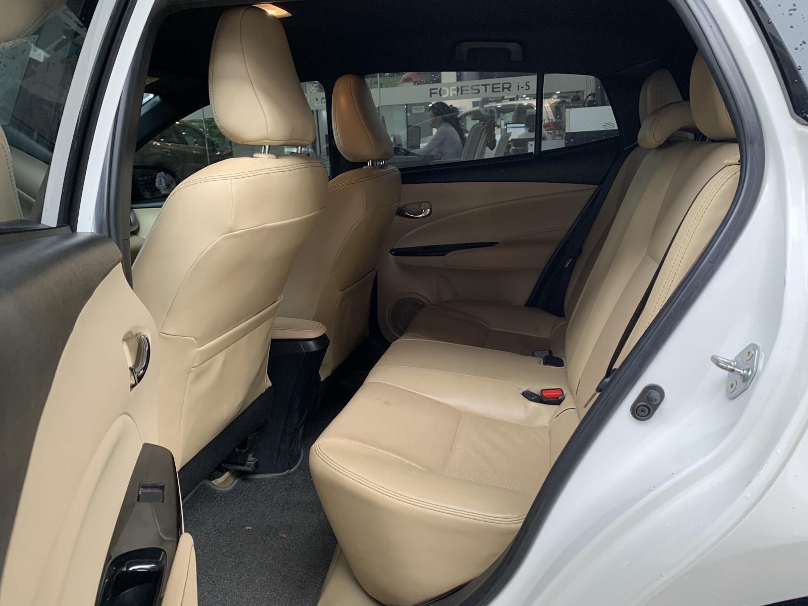 Cần bán xe Toyota Yaris G 1.5AT 2019 số tự động, nhập Thái chính hãng Toyota Sure