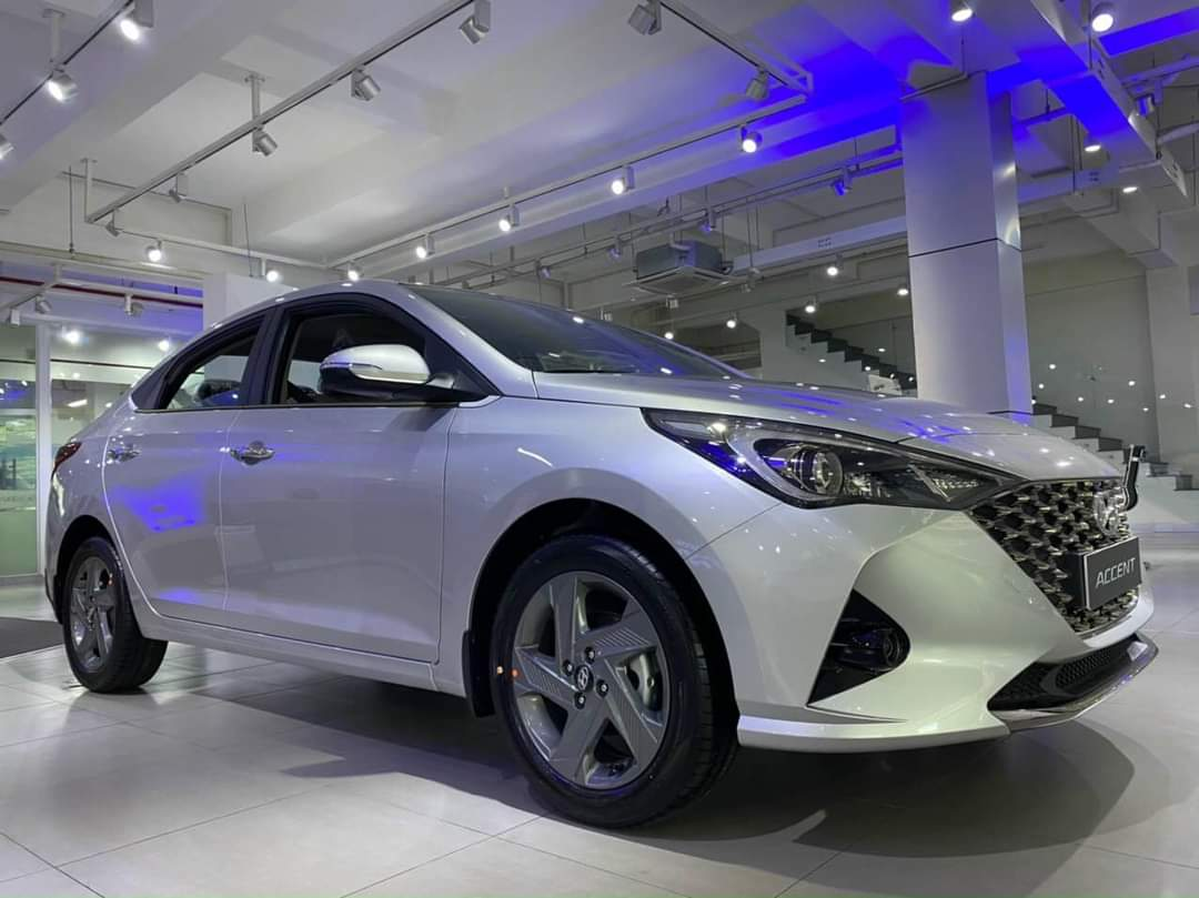 [Giảm giá HCM] Hyundai Accent giảm giá sốc cho HCM+tặng phụ kiện nhiều ưu đãi