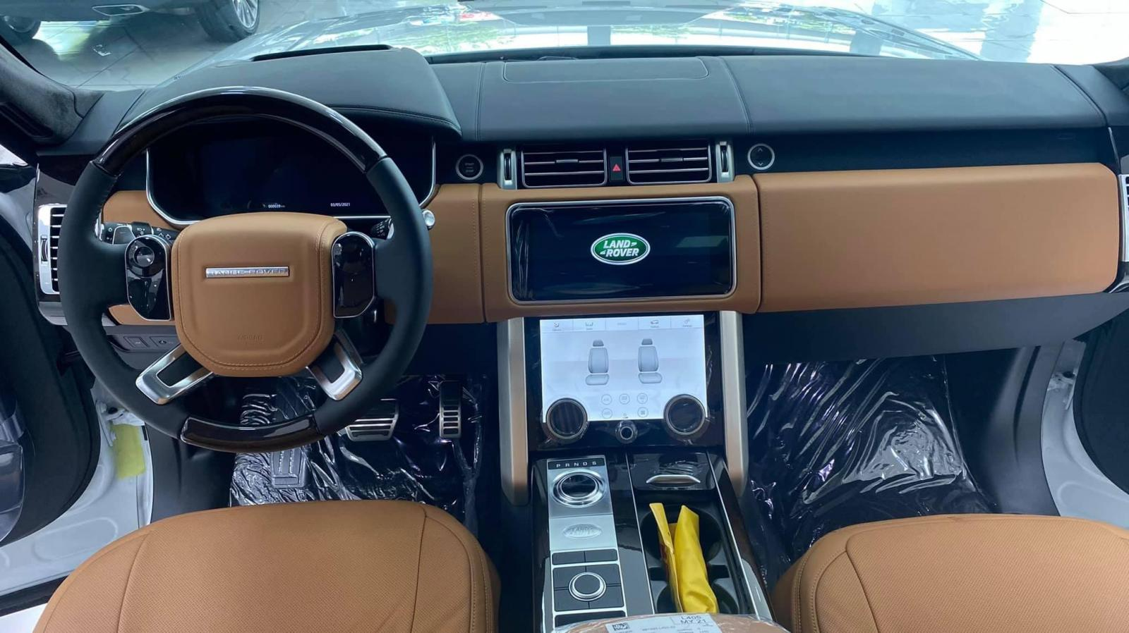 Bán LandRover Range Rover Autobiography L 3.0, sản xuất 2021, xe giao ngay