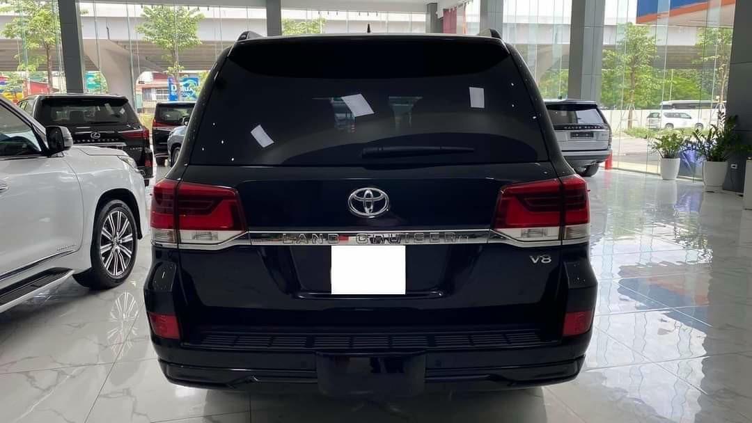 Bán Toyota Land Cruiser 5.7 nhập Mỹ, đăng ký 2016, 1 chủ từ đầu xe siêu mới