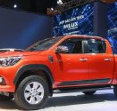 Bán Toyota Hilux 2.4E AT model 2017, nhập khẩu chính hãng, giá tốt nhất, vay 85% giá trị xe, giao xe ngay giá 673 triệu tại Tp.HCM