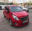 Bán xe Daewoo Matiz Groove 1.0 AT SX 2010, màu đỏ, nhập khẩu giá 240 triệu tại Hà Nội