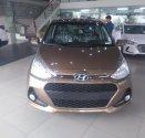 Bán xe Hyundai Grand i10 1.2L AT đời 2018, màu vàng cát, giá tốt xe giao ngay giá 395 triệu tại Hà Nội