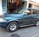 Cần bán xe Ssangyong Musso sản xuất năm 2002, xe nhập giá 135 triệu tại Tp.HCM