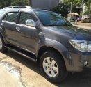 Cần bán xe Toyota Fortuner v sản xuất năm 2009, màu xám giá 535 triệu tại Tp.HCM