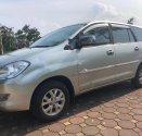 Cần bán Toyota Innova G đời 2008, màu bạc giá 365 triệu tại Hà Nội
