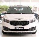 Bán xe Kia Sedona 2.2L DATH đời 2018, màu trắng giá 1 tỷ 179 tr tại Tp.HCM